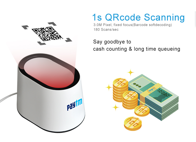 Mobile Solution Rapid Barcode Scanner