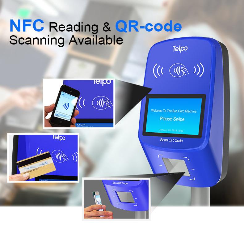 Smart Bus Ticketing Machine