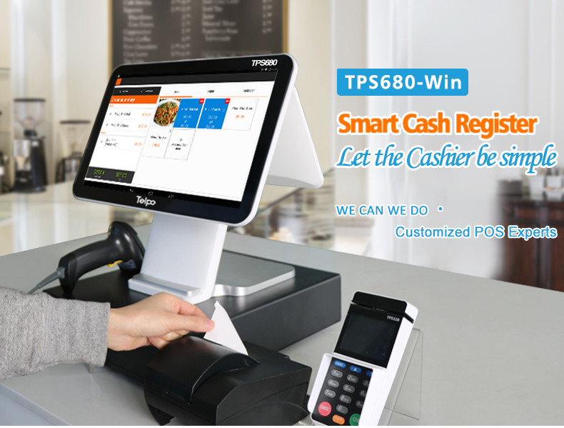 Windows Cash Register Machine