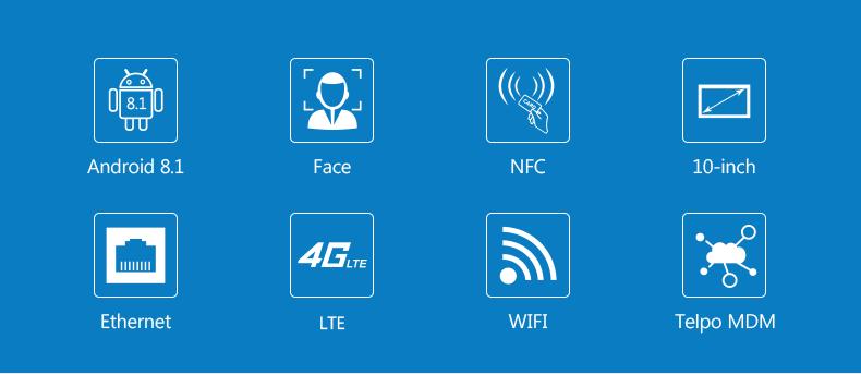Retail Smart POS Face Payment Terminal