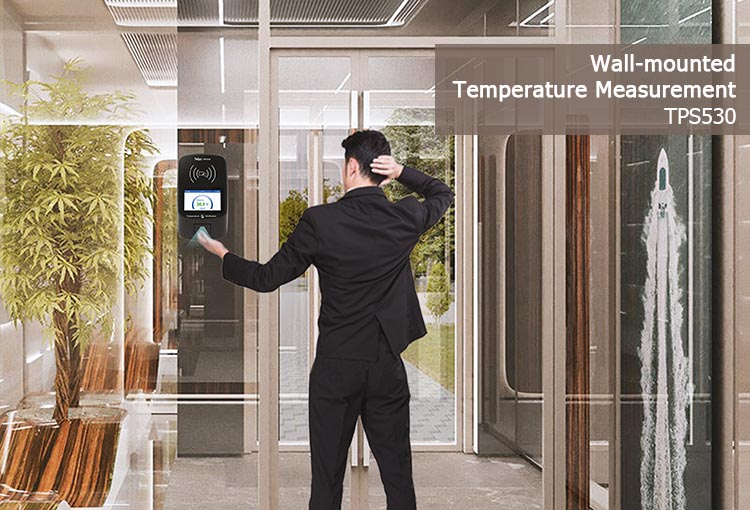 Single Point Temperature Measurement, Faster and Safer