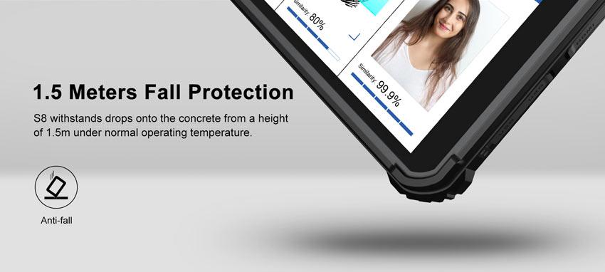 Rugged Biometric Tablet Protablet Waterproof Tablet