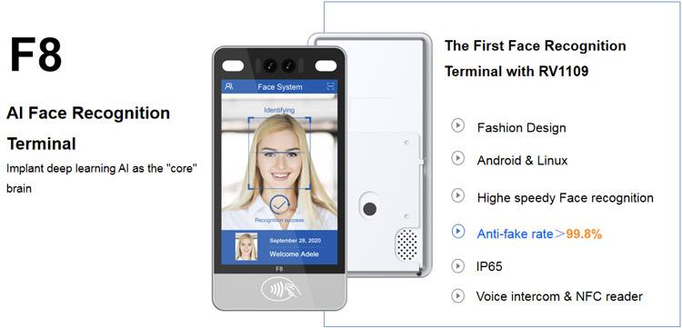 Telpo AI Face Recognition Machine Successful Launched
