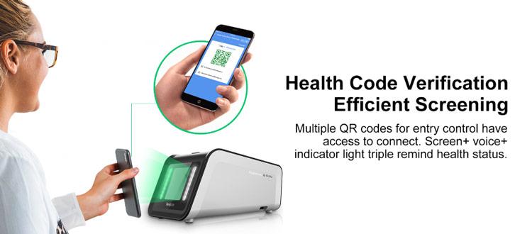 Tips For Choosing Telpo Health Code Epidemic Prevention Solution