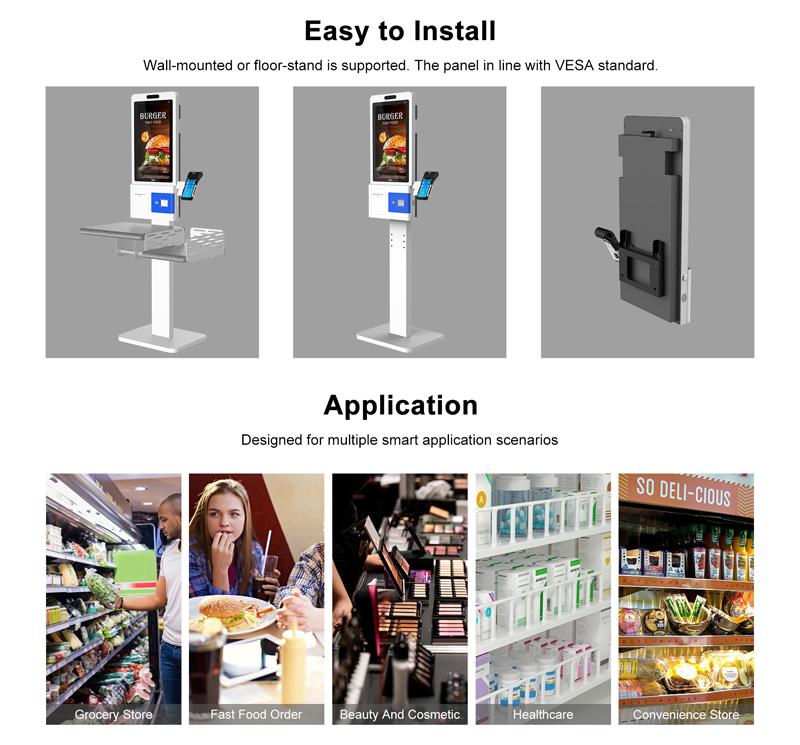 All-in-one Self-service Kiosk