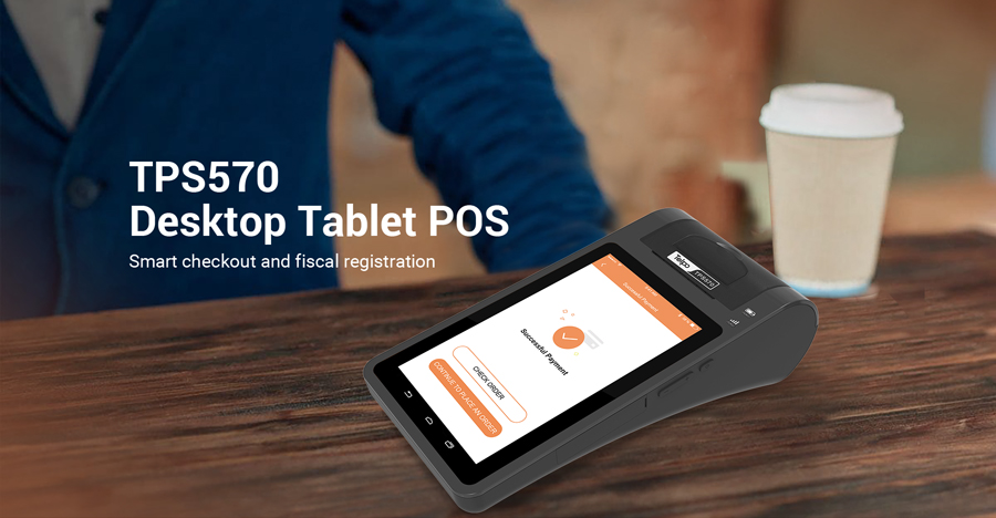7-inch Android Desktop Tablet POS