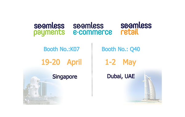 2017 Seamless Exhibition in Singapore and Dubi