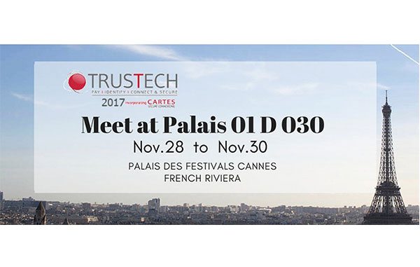 See You In French Trustech 2017
