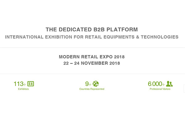 Indonesia modern retail 2018