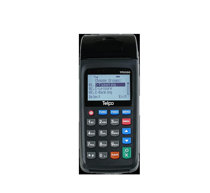 Handheld Basic POS Terminal