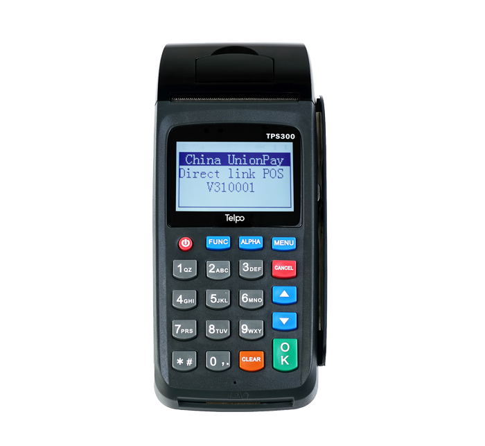 Handheld Linux EFT POS Machine