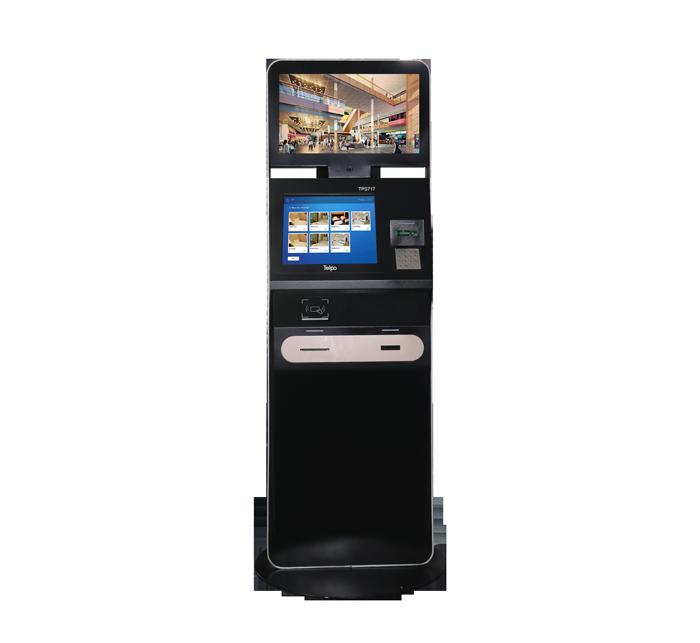 Self-service Check-in Kiosk Machine