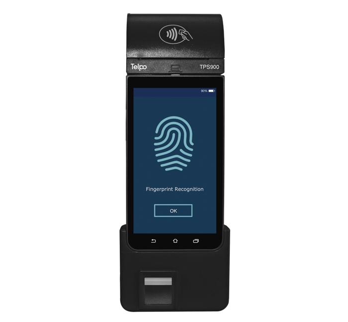 Biometric EFTPOS Machine External Fingerprint Scanner