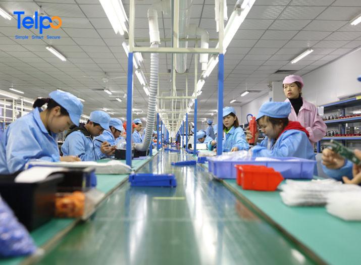 Telpo Production lines