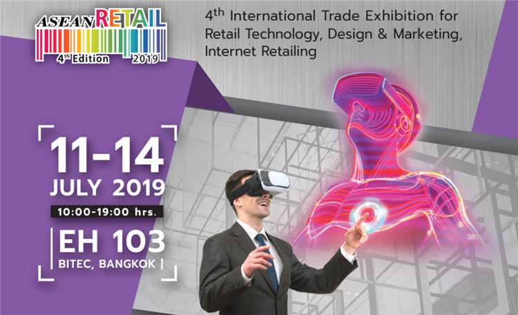 ASEAN Retail Show 2019 Thailand