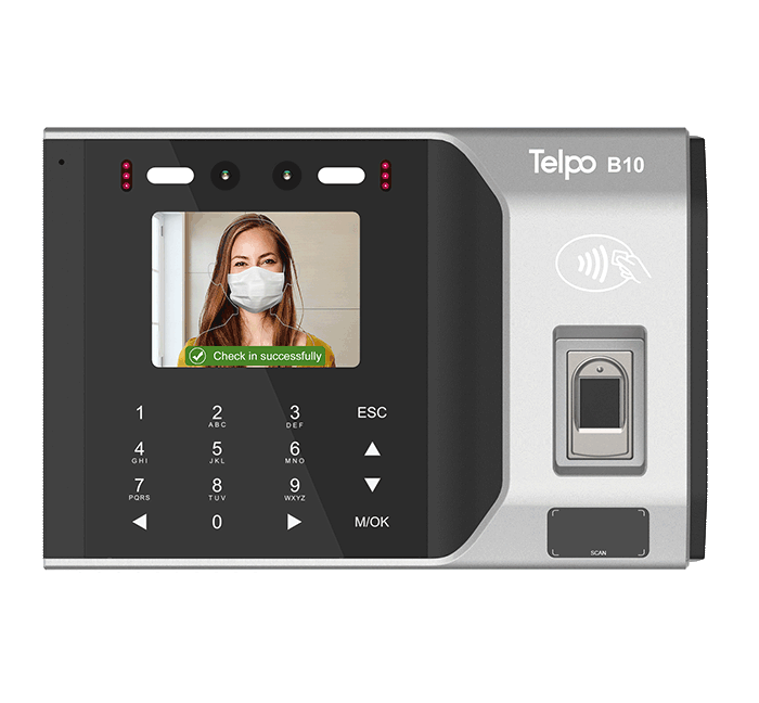 Face Recognition Time Attendance and Access Control